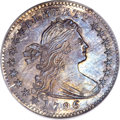 Early Half Dimes, 1796 H10C MS64 PCGS....