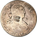 Mexico, Mexico: Royalist 8 Reales - War of Independence 1812,...