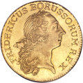 German States:Prussia, German States: Prussia. Friedrich II The Great gold Friedrich d'Or1770A,...