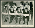"""Movie Posters:Rock and Roll, A Hard Day's Night (United Artists, 1964). Stills (3) (8"""" X 10"""").Rock and Roll.. ... (Total: 3 Items)"""