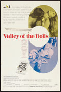 """Movie Posters:Cult Classic, Valley of the Dolls (20th Century Fox, 1967). One Sheet (27"""" X41""""). Cult Classic.. ..."""