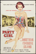 """Movie Posters:Film Noir, Party Girl (MGM, 1958). One Sheet (27"""" X 41""""). Film Noir.. ..."""