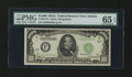 Small Size:Federal Reserve Notes, Fr. 2212-F $1000 1934A Federal Reserve Note. PMG Gem Uncirculated 65 EPQ.. ...