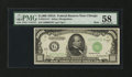 Small Size:Federal Reserve Notes, Fr. 2212-G* $1000 1934A Federal Reserve Note. PMG Choice About Unc 58.. ...