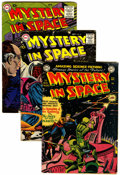Silver Age (1956-1969):Science Fiction, Mystery in Space Group (DC, 1951-66) Condition: Average VG.... (Total: 39 )