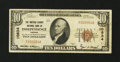 National Bank Notes:Virginia, Independence, VA - $10 1929 Ty. 1 The Grayson County NB Ch. #10834. ...