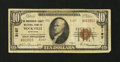 National Bank Notes:Maryland, Rockville, MD - $10 1929 Ty. 2 The Montgomery County NB Ch. # 3187....