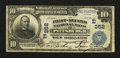 National Bank Notes:Pennsylvania, Pittsburgh, PA - $10 1902 Date Back Fr. 622 The First-Second NB Ch. # (E)252. ...