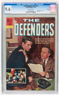 Silver Age (1956-1969):Adventure, The Defenders #nn (#1) File Copy (Dell, 1962) CGC NM+ 9.6 Off-white pages....