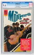 Silver Age (1956-1969):Humor, The Monkees #2 File Copy (Dell, 1967) CGC NM+ 9.6 Off-white to white pages....