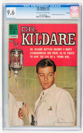 Silver Age (1956-1969):Adventure, Dr. Kildare #3 File Copy (Dell, 1962) CGC NM+ 9.6 Off-white to white pages....