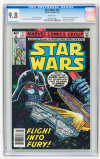 Star Wars #23 (Marvel, 1979) CGC NM/MT 9.8 White pages
