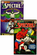 Silver Age (1956-1969):Miscellaneous, Showcase #61 and 64 Spectre Group (DC, 1966) Condition: Average FN.... (Total: 2 )