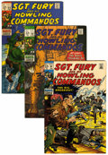 Bronze Age (1970-1979):War, Sgt. Fury and His Howling Commandos Group (Marvel, 1968-81) Condition: Average FN....