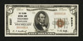 National Bank Notes:Pennsylvania, Telford, PA - $5 1929 Ty. 1 The Telford NB Ch. # 9257. ...