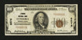 National Bank Notes:Pennsylvania, Lyndora, PA - $100 1929 Ty. 1 The Lyndora NB Ch. # 8576. ...