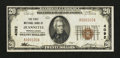 National Bank Notes:Pennsylvania, Jeannette, PA - $20 1929 Ty. 1 The First NB Ch. # 4092. ...