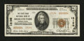 National Bank Notes:Pennsylvania, Highland Park, PA - $20 1929 Ty. 2 The State Road NB Ch. # 13196....