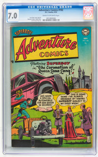 Adventure Comics #192 (DC, 1953) CGC FN/VF 7.0 Cream to off-white pages