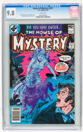 Bronze Age (1970-1979):Horror, House of Mystery #271 (DC, 1979) CGC NM/MT 9.8 White pages....