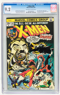 X-Men #94 (Marvel, 1975) CGC NM- 9.2 Off-white to white pages