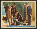 "Movie Posters:Film Noir, The Killers (Universal International, R-1956). Lobby Card (11"" X 14""). Film Noir.. ..."