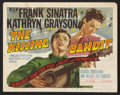 "Movie Posters:Comedy, The Kissing Bandit (MGM, 1948). Title Lobby Card and Lobby Card(11"" X 14""). Comedy.. ... (Total: 2 Items)"