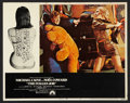 """Movie Posters:Action, The Italian Job (Paramount, 1969). Lobby Cards (7) (11"""" X 14"""").Action.. ... (Total: 7 Items)"""