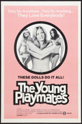 "Movie Posters:Sexploitation, The Young Playmates (Cannon, 1972). One Sheet (27"" X 41"").Sexploitation.. ..."