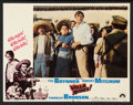 "Movie Posters:War, Villa Rides! (Paramount, 1968). Lobby Card Set of 8 (11"" X 14"").War.. ... (Total: 8 Items)"