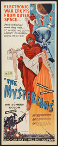 "Movie Posters:Science Fiction, The Mysterians (RKO, 1959). Insert (14"" X 36""). Science Fiction....."