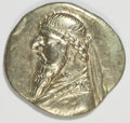Ancients:Ancient Lots  , Ancients: Parthian and Sasanian. Lot of seven AR.... (Total: 7coins)