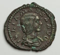 Ancients:Ancient Lots  , Ancients: Roman Imperial. Lot of seven AR and AE.... (Total: 7 coins)