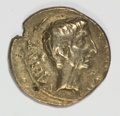 Ancients:Ancient Lots  , Ancients: Roman Republican and Imperial. Lot of five AR.... (Total: 5 coins)