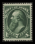 Stamps, 7c State (O61),...