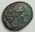 Ancients:Ancient Lots  , Ancients: Greek and Roman Provincial. Lot of eight AR and AE.... (Total: 8 coins)