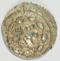 Ancients:Judaea, Ancients: Judaea. Bar Kochba Revolt. 132-135 C.E. AR zuz (18 mm,3.33 g, 12 h). Undated, year 3 (134/5 C.E.)....