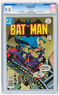 Batman #286 (DC, 1977) CGC NM/MT 9.8 White pages