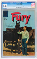 Silver Age (1956-1969):Western, Four Color #1133 Fury (Dell, 1960) CGC NM+ 9.6 Off-white pages....