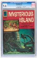 Silver Age (1956-1969):Science Fiction, Four Color #1213 Mysterious Island (Dell, 1962) CGC NM+ 9.6 Off-white to white pages....