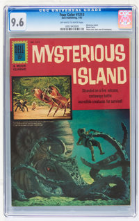 Four Color #1213 Mysterious Island (Dell, 1962) CGC NM+ 9.6 Off-white to white pages