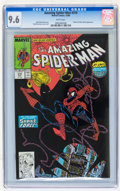 Modern Age (1980-Present):Superhero, The Amazing Spider-Man CGC-Graded Group (Marvel, 1988-89) CGC NM+ 9.6 White pages.... (Total: 3 Comic Books)