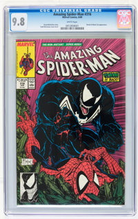 The Amazing Spider-Man #316 (Marvel, 1989) CGC NM/MT 9.8 White pages