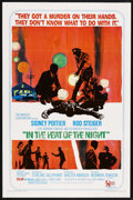 """Movie Posters:Drama, In the Heat of the Night (United Artists, 1967). One Sheet (27"""" X 41""""). Drama. Starring Sidney Poitier, Rod Steiger, Warren ..."""