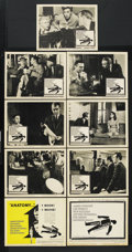 """Movie Posters:Drama, Anatomy of a Murder (Columbia, 1959). Lobby Card Set of 9 (11"""" X14""""). Drama. Starring James Stewart, Lee Remick, George C. ...(Total: 9)"""