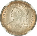 Bust Dimes: , 1832 10C MS62 NGC. NGC Census: (41/87). PCGS Population (26/80).Mintage: 522,500. Numismedia Wsl. Price for problem free N...