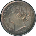 Canada:New Brunswick, Canada: New Brunswick. Victoria 20 Cents 1862,...