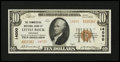 National Bank Notes:Arkansas, Little Rock, AR - $10 1929 Ty. 2 The Commercial NB Ch. # 14000. ...
