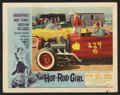 """Movie Posters:Bad Girl, Hot Rod Girl (American International, 1956). Lobby Card Set of 8 (11"""" X 14""""). Bad Girl.. ... (Total: 8 Items)"""