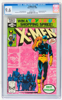 X-Men #138 (Marvel, 1980) CGC NM+ 9.6 White pages